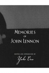 Книга Memories of John Lennon