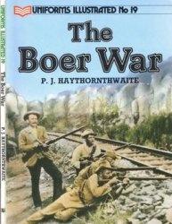 Книга The Boer War (Uniforms Illustrated 19)