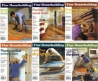 Журнал Fine Homebuilding 2009 All Issues
