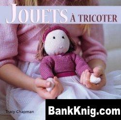 Книга Jouets a tricoter jpg 7,77Мб