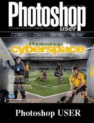 Книга Photoshop User Magazine 2009