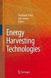 Книга Energy Harvesting Technologies