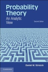 Книга Probability Theory: An Analytic View