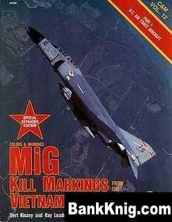 Книга Mig Kill Markings from the Vietnam War, Part 1