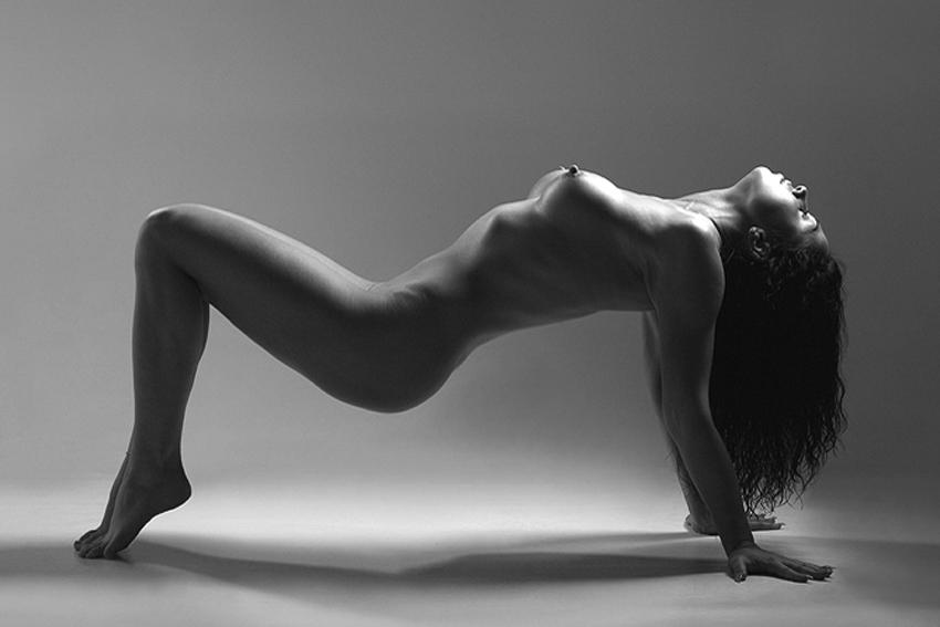 Красота Обнаженного Женского Тела Фото