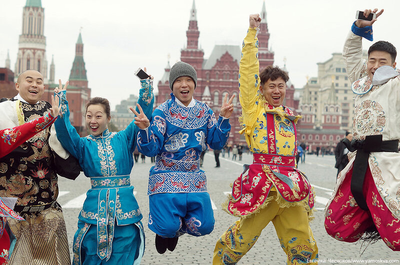 Осень. Пекинская опера в Москве. 09.10.14.33..jpg