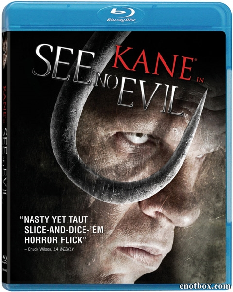 Не вижу зла / See No Evil (2006/BDRip/HDRip)