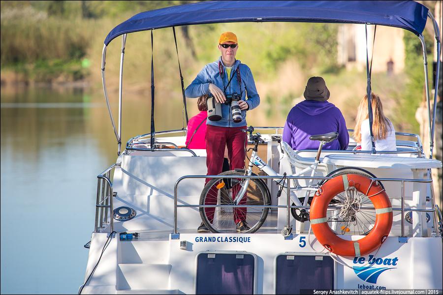 Круиз с Le Boat