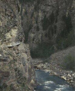 Ущелье Ленджери