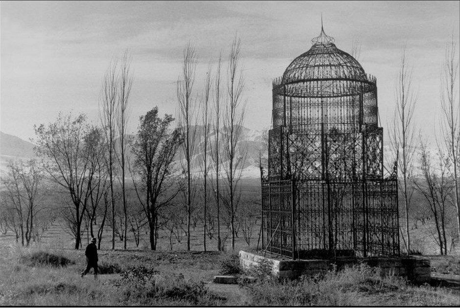 1972. Киргизия. Мусульманское кладбище семнадцатого века