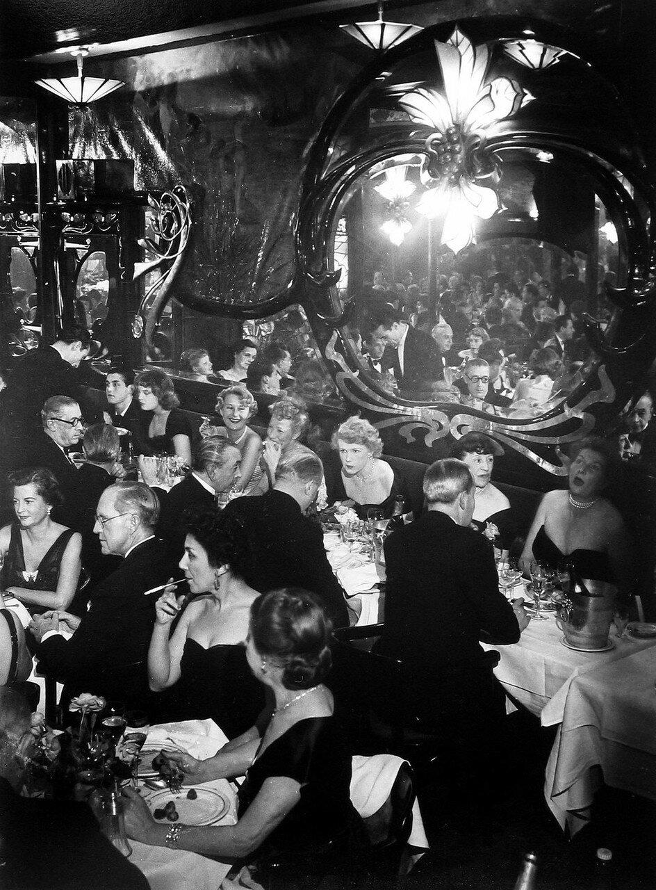 1949. Вечер в Максиме