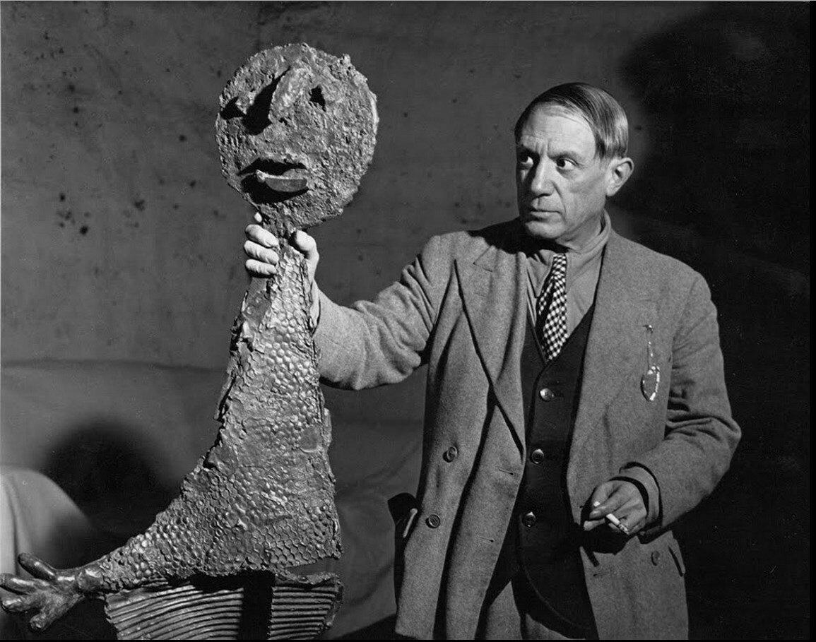 1939. Пабло Пикассо