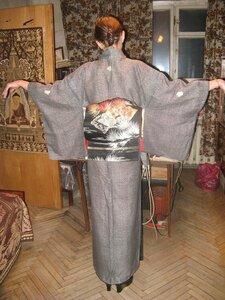 кимоно Мейдзи