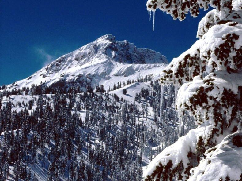 Фантастические зимние пейзажи