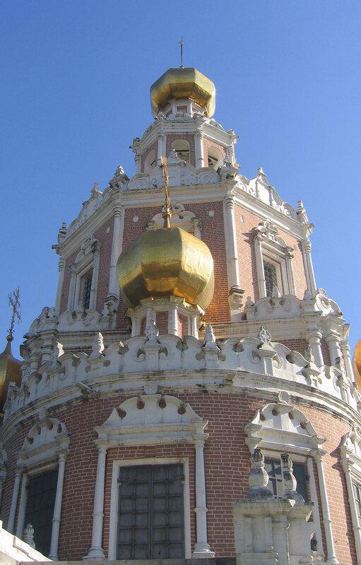 Верхний (Спасский) храм