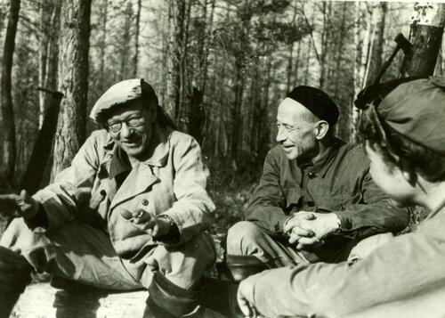 1961г tunguska палей петр ник кпф и володя