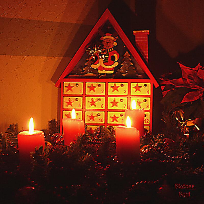 время ожедания рождества - Адвент