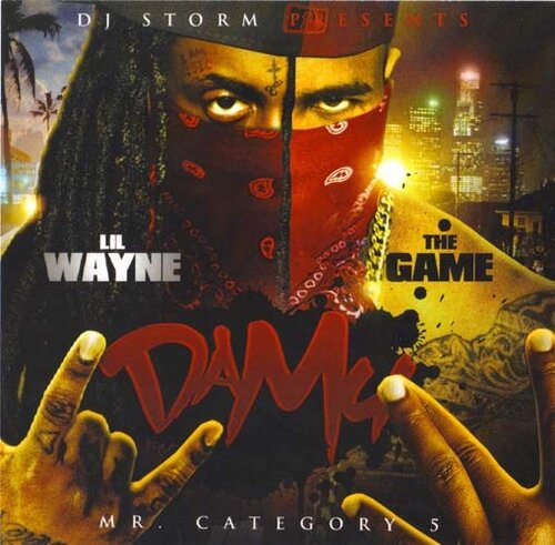 DJ Storm Presents Lil Wayne And The Game - Damu