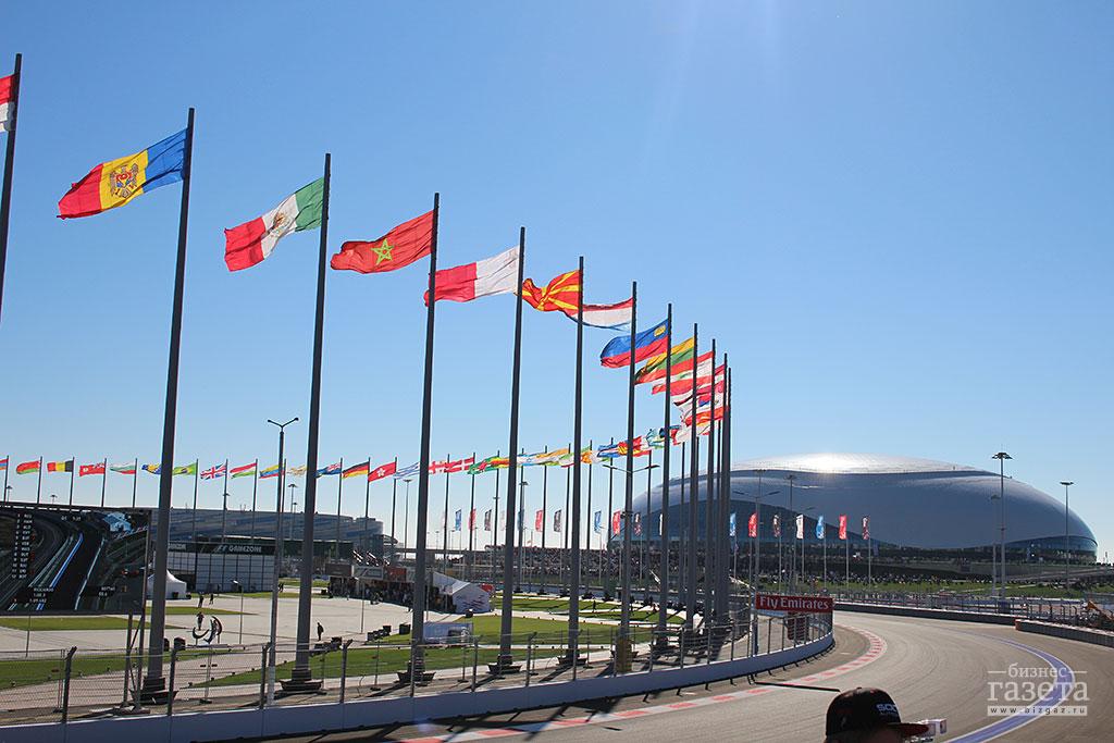 Дмитрий Медведев ограничил стройку в районе олимпийских объектов в Сочи