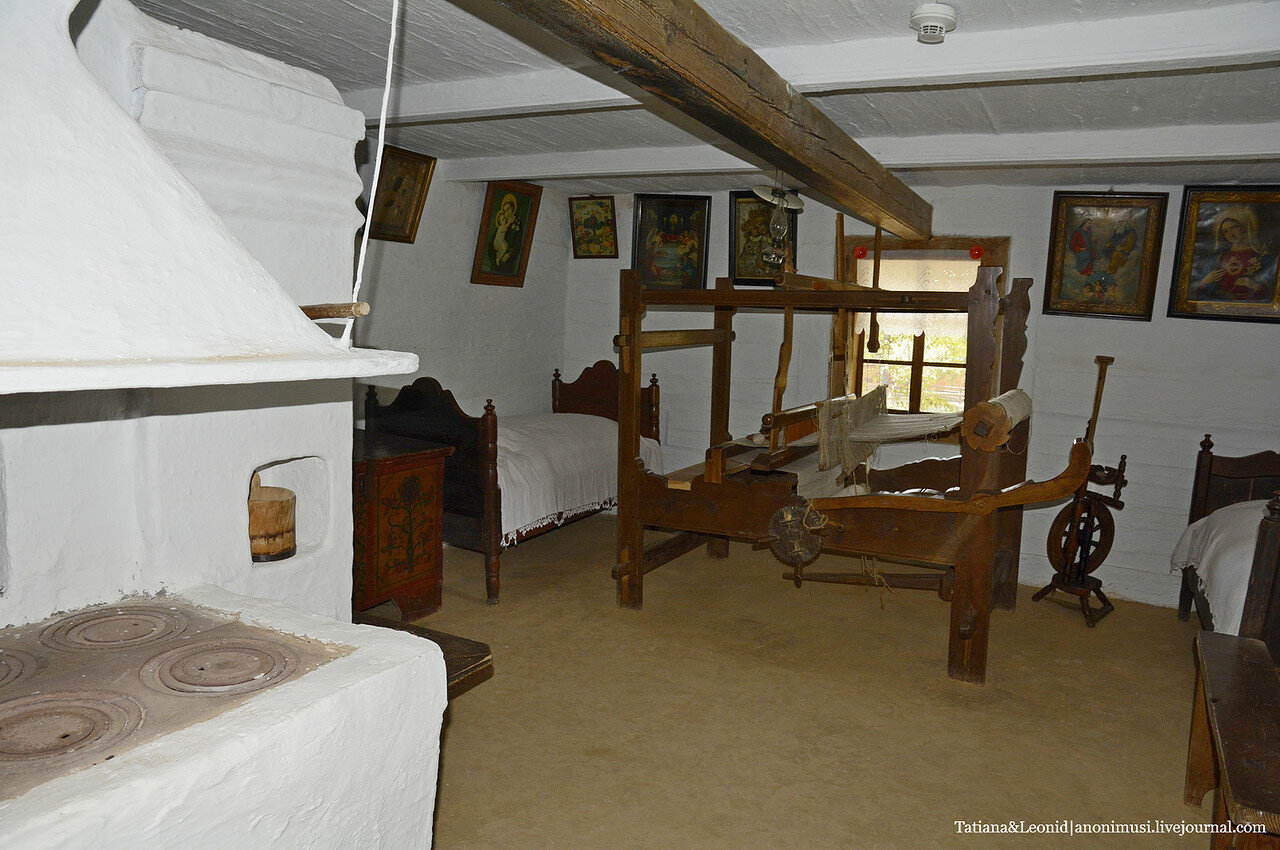 Музей Люблинской деревни