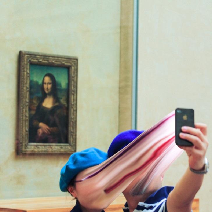 Пугающие фото, демонстрирующие нашу одержимость цифровыми девайсами