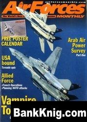 Журнал Air Forces Monthly №12  1999