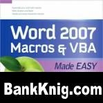 Книга Word 2007 Macros & VBA Made Easy pdf 5,4Мб