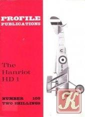 Книга The Hanriot HD 1 (Profile Publications Number 109)