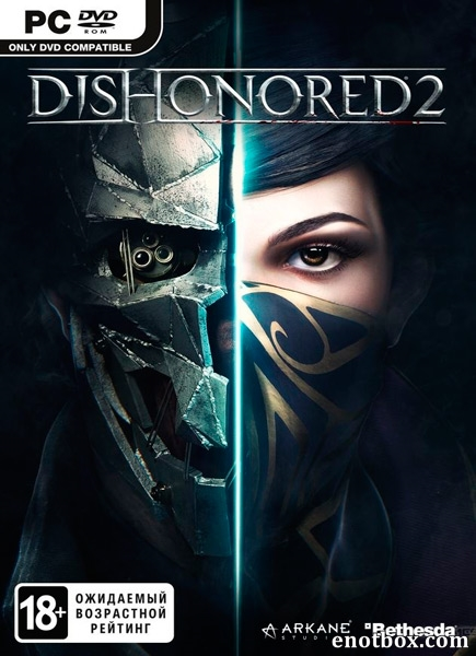 Dishonored 2 (2016/RUS/ENG/MULTi/RePack) - xatab