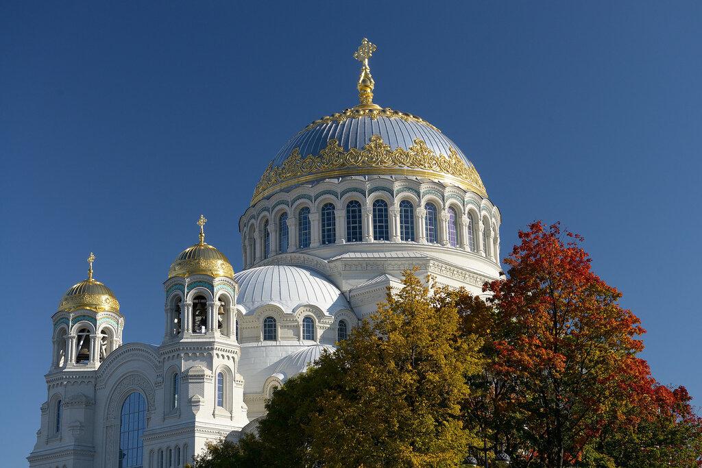 Купола Кронштадта