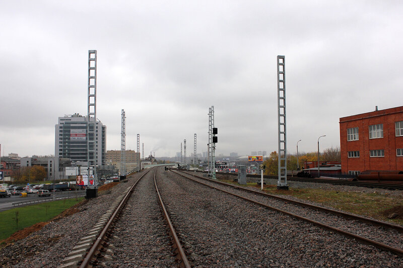 Станция Кутузово