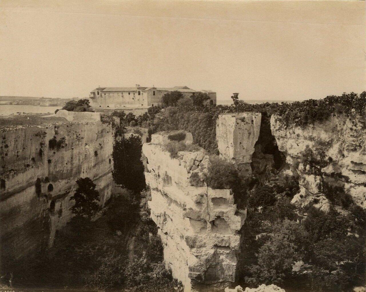 Сиракузы. Каменоломня Капуцинов
