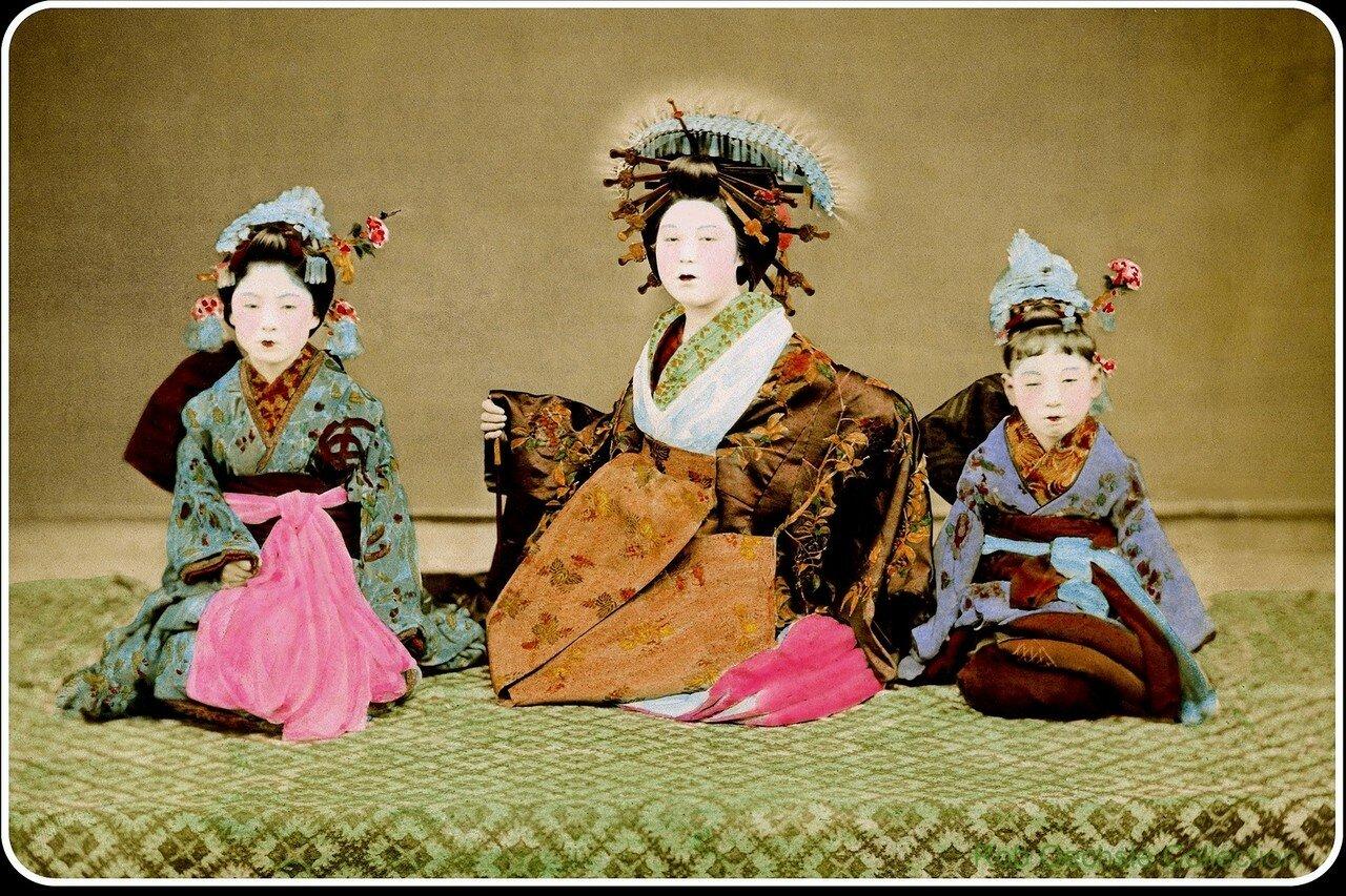 Элитная проститутка и ее помощницы