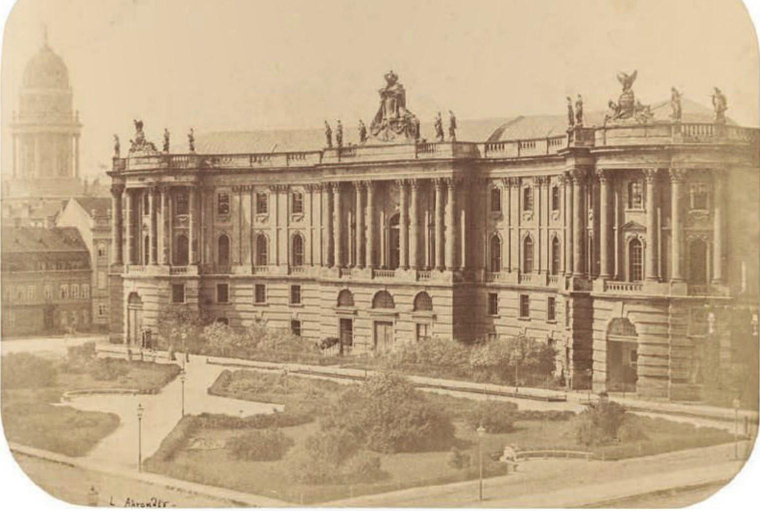 1850-е. Королевская библиотека