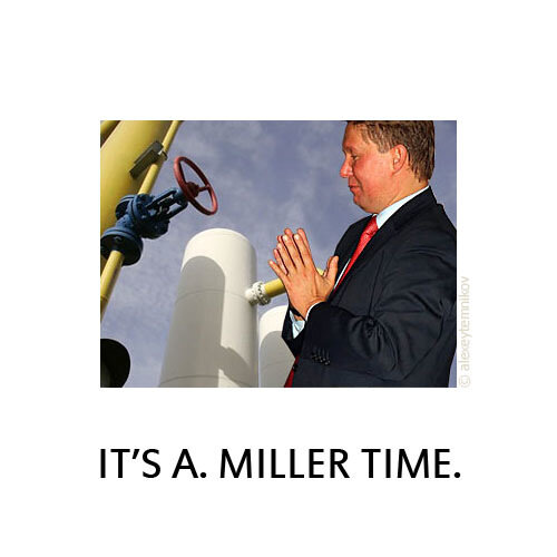 It's A. Miller time