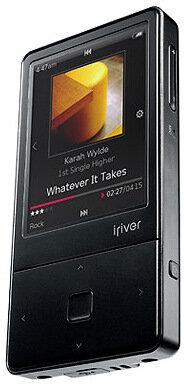 iRiver E100 Black