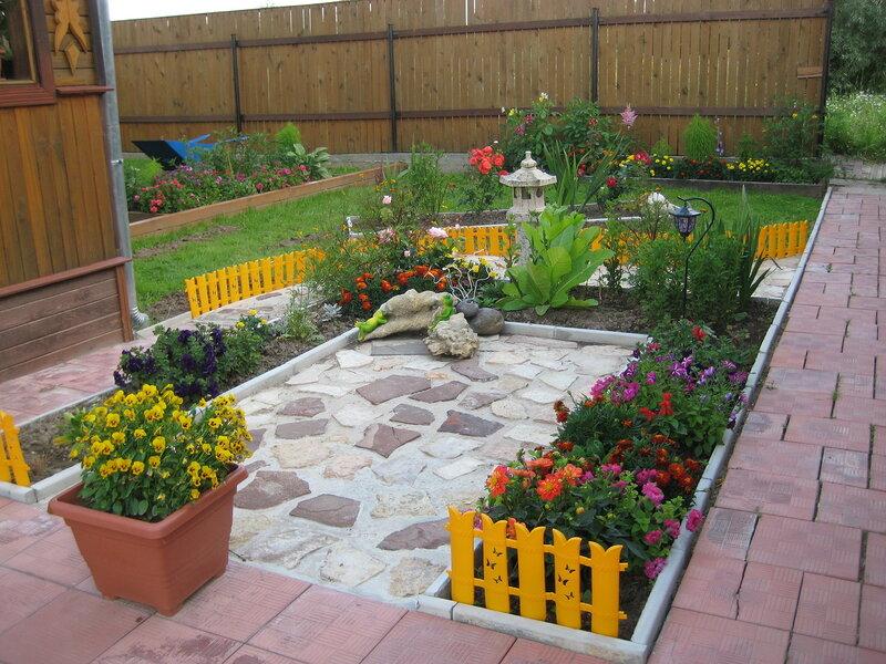 Сад, садовый дизайн и идеи