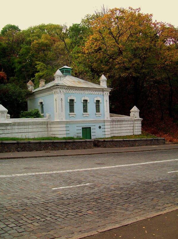 Дом на Владимирском спуске