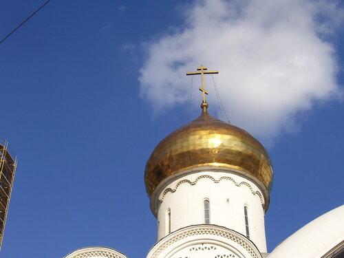 Храм на Белорусской*