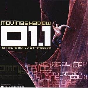 Moving Shadow 01.1 mixed by Timecode (2001)
