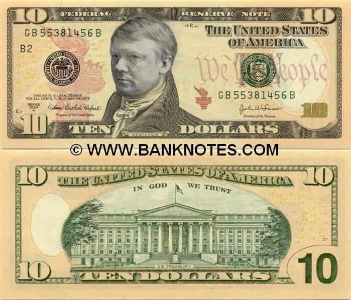 На 100 долларовой купюре изображен по номеру медали узнать владельца