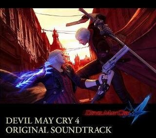 OST - Devil May Cry 4 (3 CD) + [Special Edition] (2008)