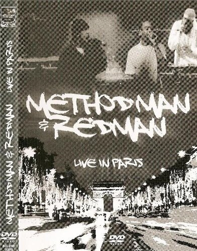 Method Man & Redman - Live In Paris (2009)