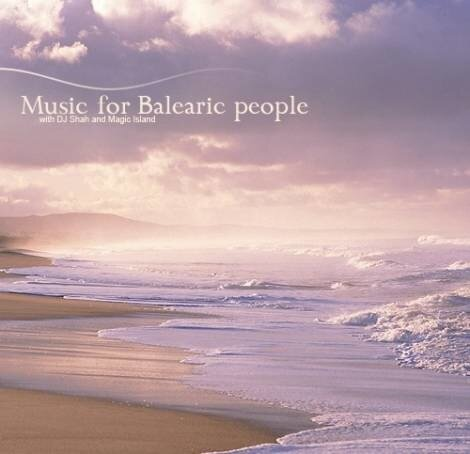 DJ Shah - Music for Balearic People 032, (12-05-2008)