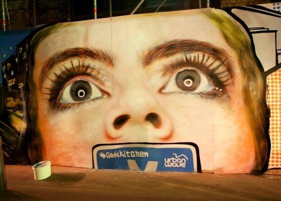 графити, Godskitchen Urban Wave