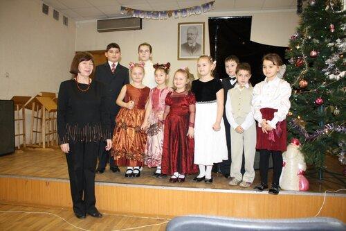 Первый концерт Шурона