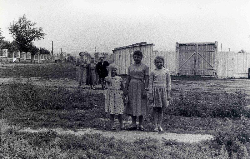 Заречье, 1961 год