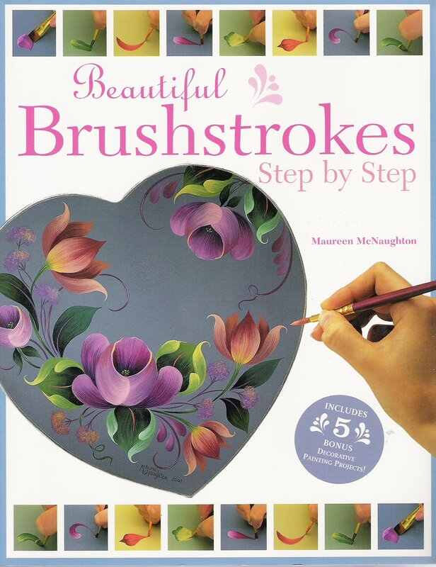 Beautiful Brashstrokes by Maureen MeNaughton