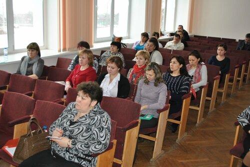 Состоялся обучающий семинар для председателей ревизионных комиссий