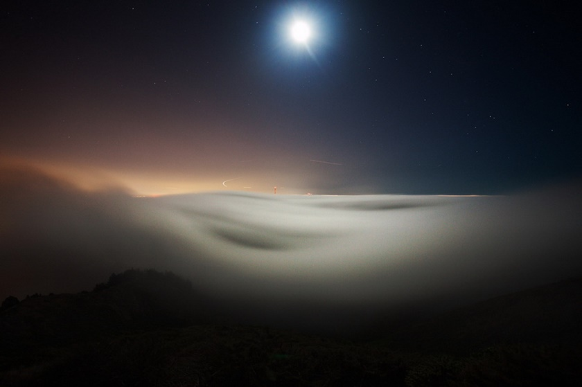 Красивые фотографии тумана в Сан Франциско, США 0 14226c d49d9f4b orig